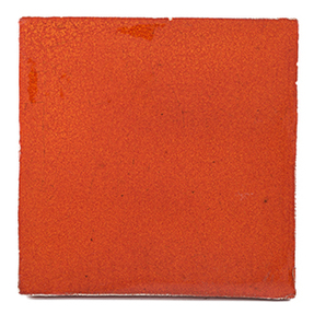 Crazed Terracotta Square Tiles - 003