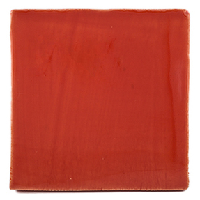 Crazed Terracotta Square Tiles - 006