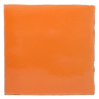 Crazed Terracotta Square Tiles - 005