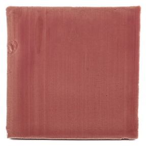 Watercolours Terracotta Square Tiles - 004