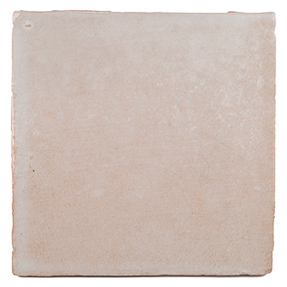 Watercolours Terracotta Square Tiles - 011