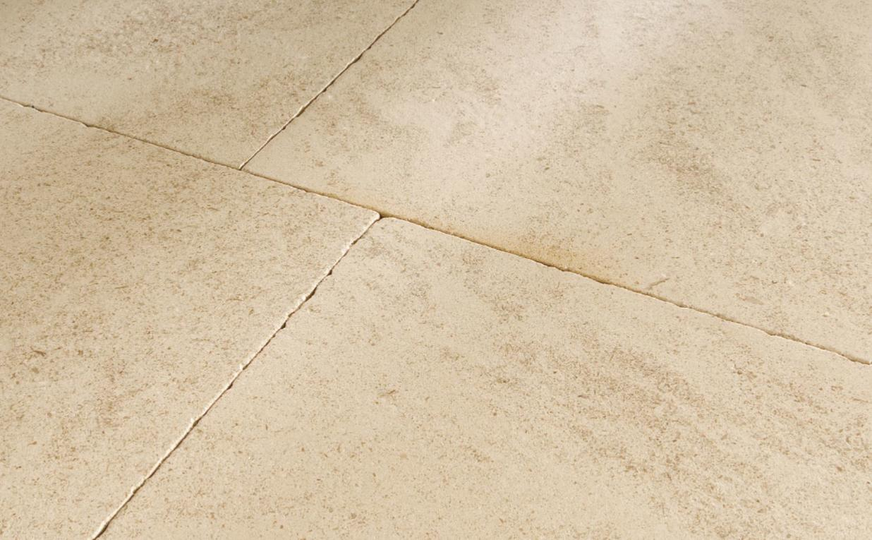 Sherborne White Limestone Brushed