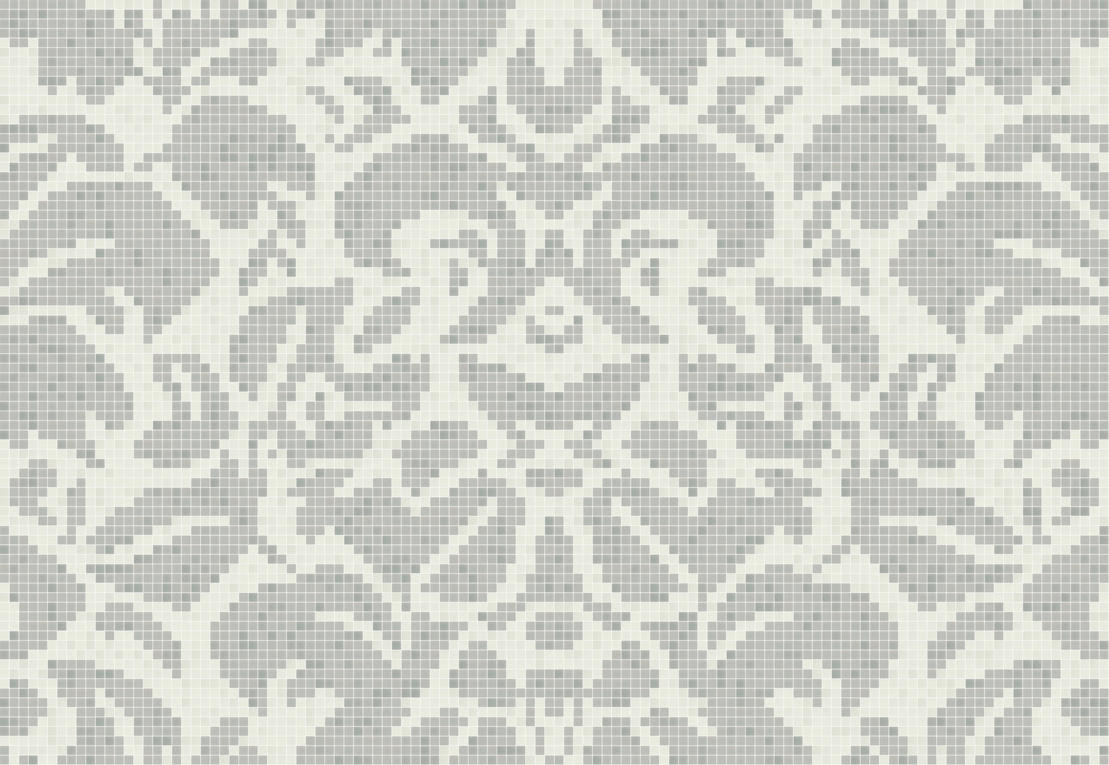 Abstract damask B