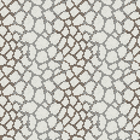 Abstract Grand C Glass Mosaic