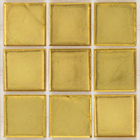Allure 024W Yellow Gold 24CT Glass Mosaic