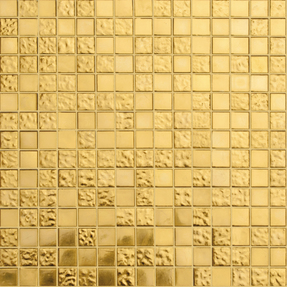 Allure Mix 024W & 025W Yellow Gold 24CT Glass Mosaic