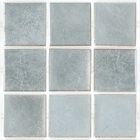 Decorum 076W White Gold 24CT Glass Mosaic