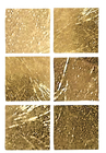 Timeless 001F Yellow Gold 24CT Glass Mosaic