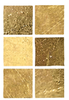 Timeless 001W Yellow Gold 24CT Glass Mosaic