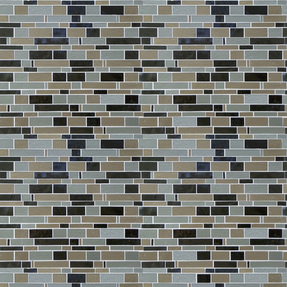 Jewel Buxy Glass Mosaic