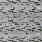 Jewel Diamond Glass Mosaic