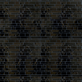 Jewel Noir Glass Mosaic