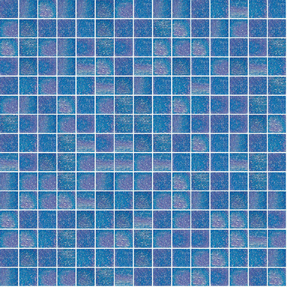 Fluorescence 730 Glass Mosaic