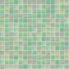 Fluorescence 832 Glass Mosaic