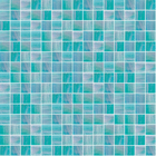 Fluorescence 841 Glass Mosaic