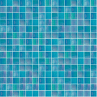 Fluorescence 843 Glass Mosaic