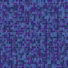 Elegance Blue Glass Mosaic