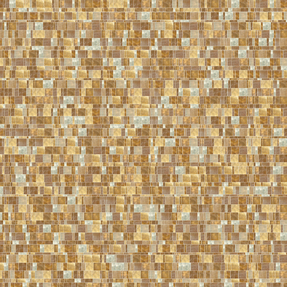 Elegance Honey Glass Mosaic