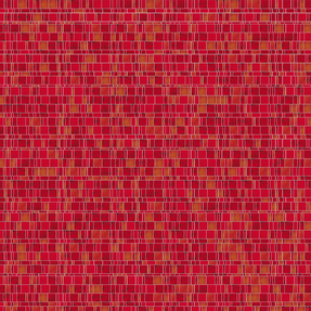 Elegance Red Glass Mosaic