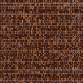 Elegance Tobacco Glass Mosaic