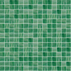 Senses 233 Square Glass Mosaic
