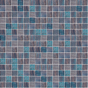 Senses 238 Square Glass Mosaic