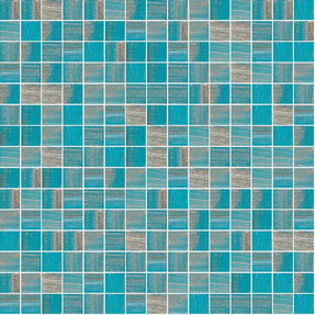 Senses 242 Square Glass Mosaic