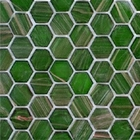 Senses 236 Hexagon Glass Mosaic