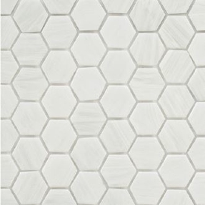Senses 280 Hexagon Glass Mosaic