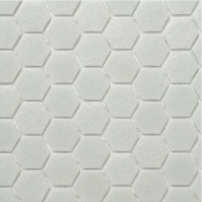 Bold 150 Hexagon Glass Mosaic
