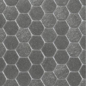 Bold 154 Hexagon Glass Mosaic