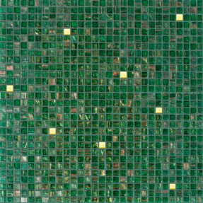 Concepts 'Precious' Emerald Glass Mosaic