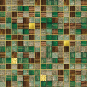 Concepts 'Precious' Fantastic Glass Mosaic