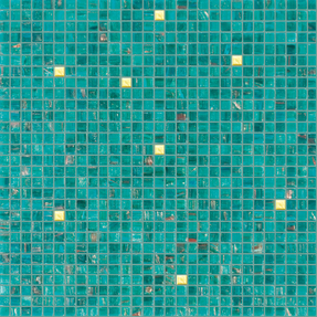 Concepts 'Precious' Malachite Glass Mosaic
