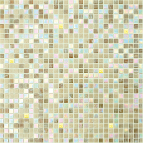 Concepts 'Precious' Pyrite Glass Mosaic