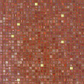 Concepts 'Precious' Ruby Glass Mosaic