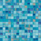 Concepts Wavy Glass Mosaic