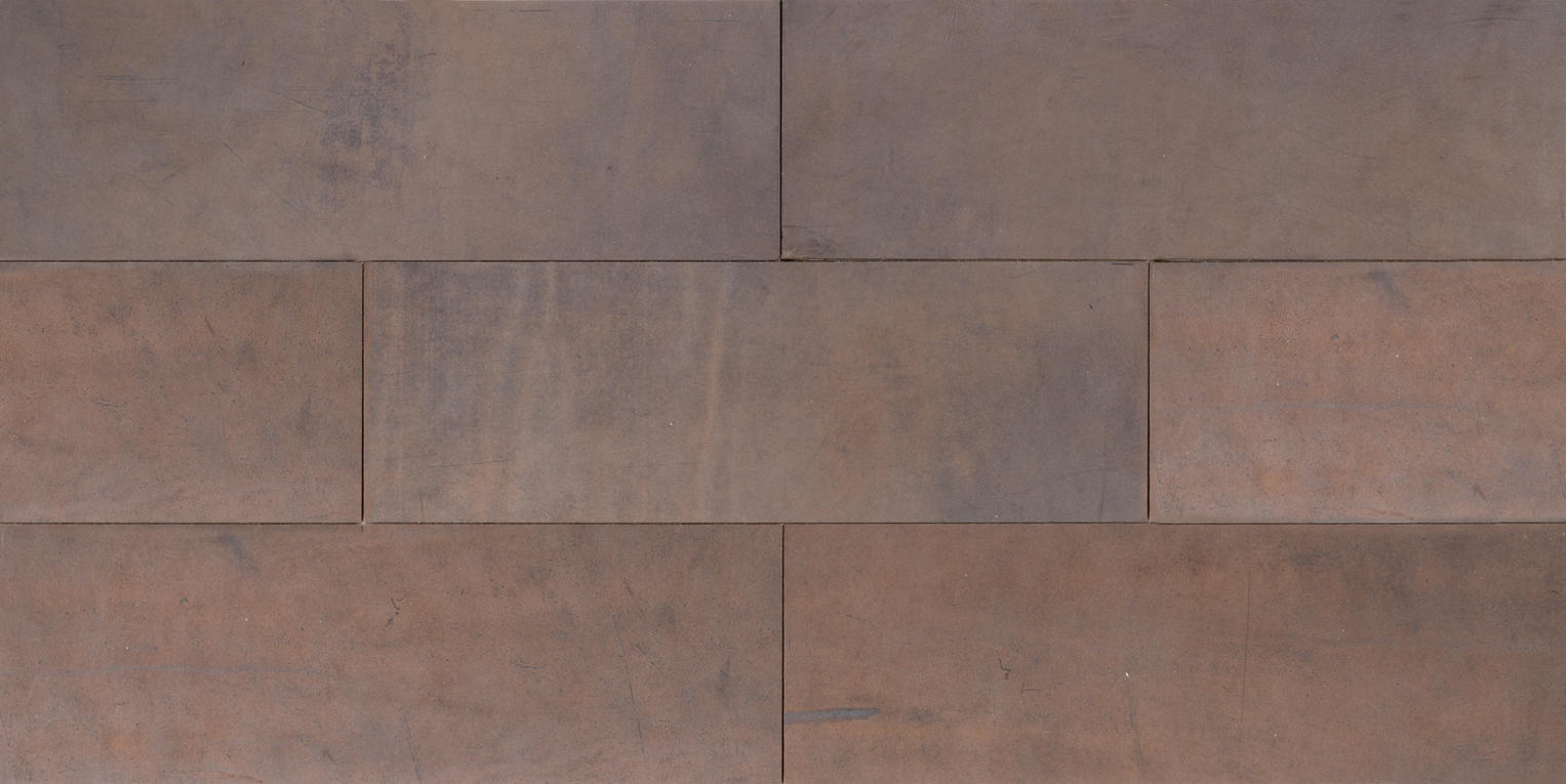 Natural Leather Tiles - Dove Grey 1