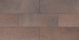 Natural Leather Tiles - Dove Grey