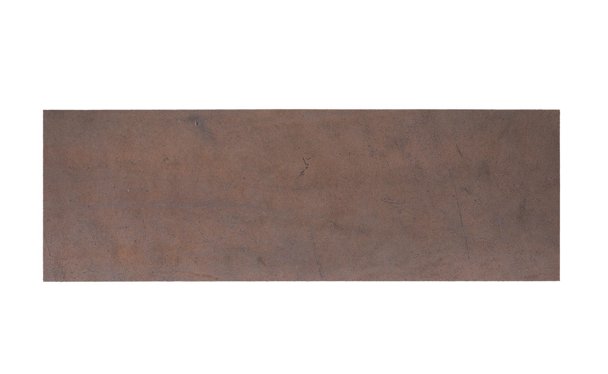 Natural Leather Tiles - Dove Grey 2