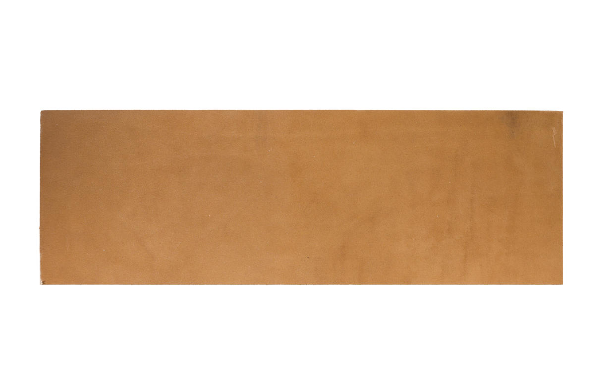 Natural Leather Tiles - Oak 2