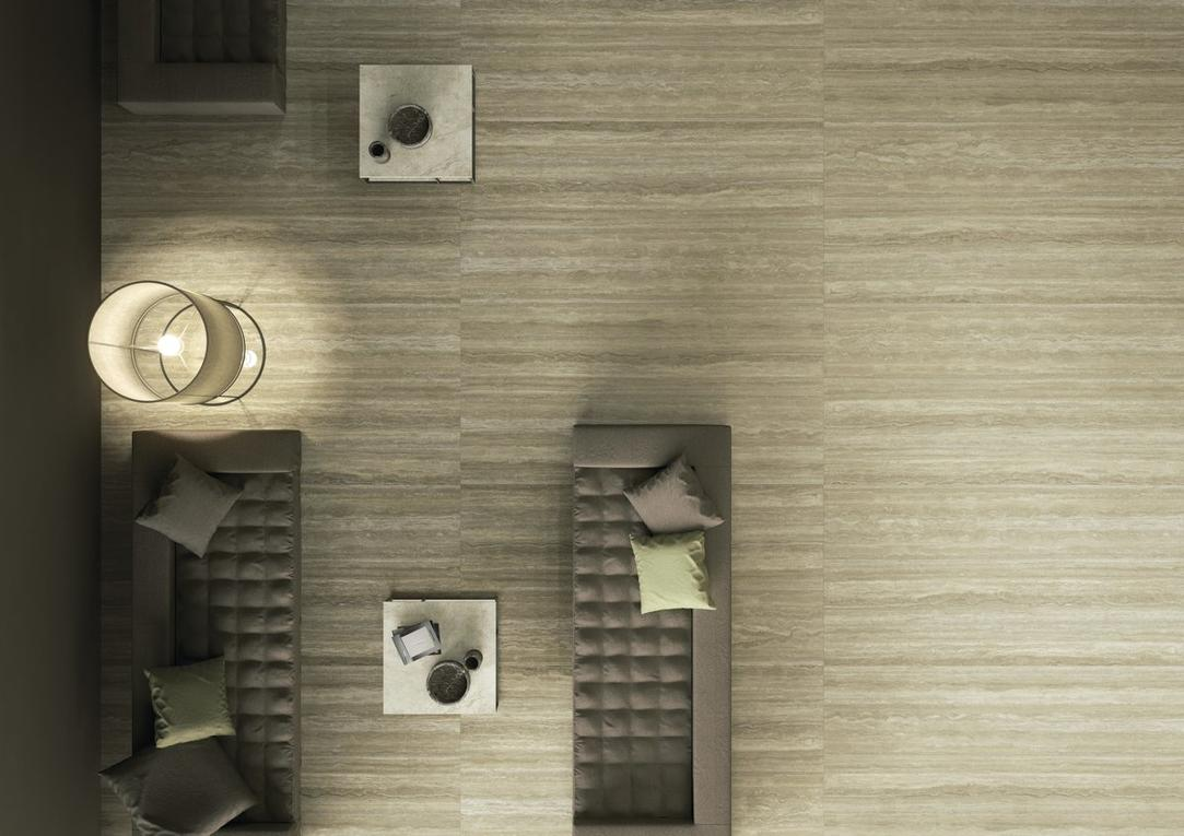 Travertine Marble Effect Infinity Tiles _2_