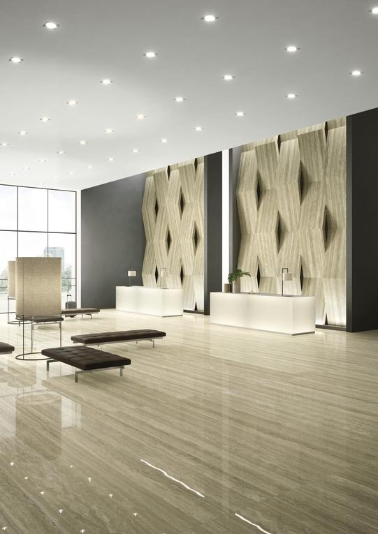 Travertine Marble Effect Infinity Tiles _3_