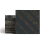 Magma Altis Pattern Tiles - Anthracite