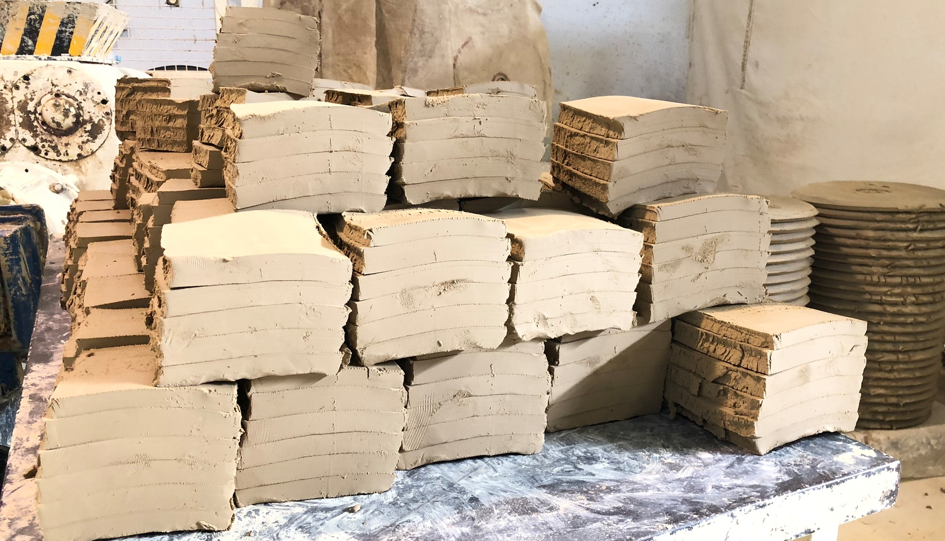A Look Inside Our Terracotta Tile Factory