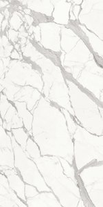 Calacatta Light Marble Effect Infinity Tiles _9_