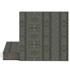 Magma Anive A Pattern Tiles - Olive