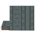 Magma Anive A Pattern Tiles - Turquoise