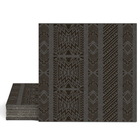 Magma Anive A Pattern Tiles - Wenge