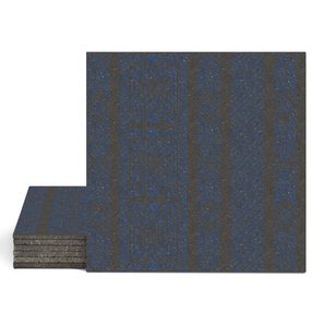 Magma Anive A Pattern Tiles - Sapphire